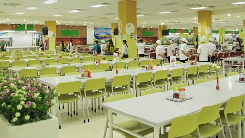 Màu sắc đồ nội thất phòng ăn hiện đại