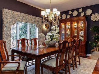 Đơn vị thiết kế nội thất phòng ăn cổ điển uy tín, chuyên nghiệp