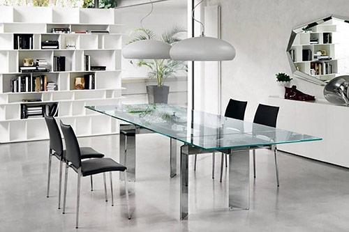 Tư vấn cách lựa chọn đồ nội thất phòng ăn hiện đại?