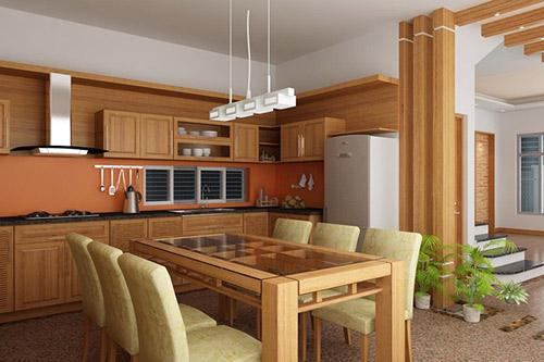 Báo giá nội thất gỗ gia đình giá rẻ
