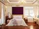 Thiết kế nội thất phòng ngủ cổ điển cần chú ý tới điều gì?