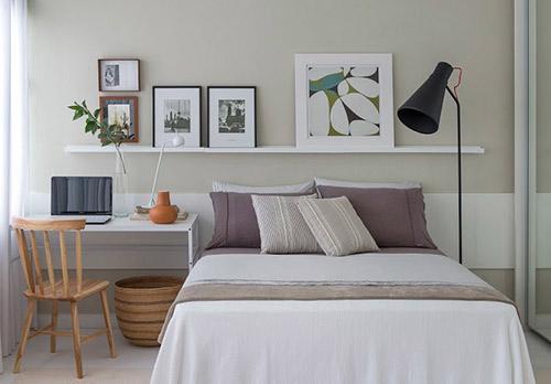 Chọn nội thất phòng ngủ hiện đại đảm bảo sự tiện nghi
