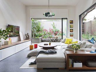 Chiêm ngưỡng TOP 7 mẫu thiết kế nội thất phòng khách nhà cấp 4 đẹp