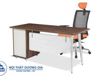 Địa chỉ cung cấp bàn văn phòng đơn đẹp, giá rẻ nhất thị trường