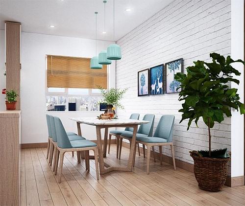 Hình ảnh nội thất phòng ăn đơn giản
