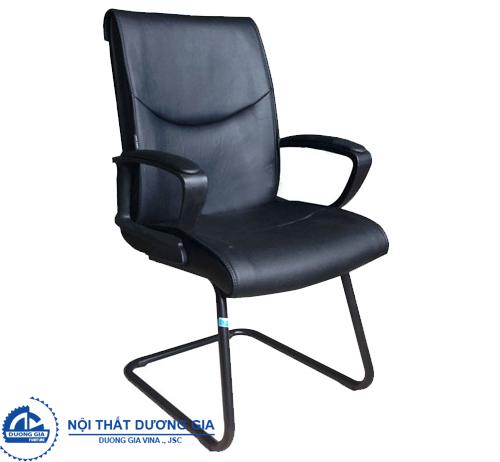 Ghế chân quỳ bọc da SL606