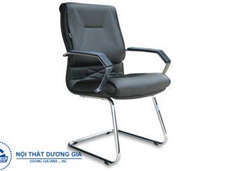 TOP 5 mẫu ghế bọc da phòng họp thiết kế sang trọng, lịch sự