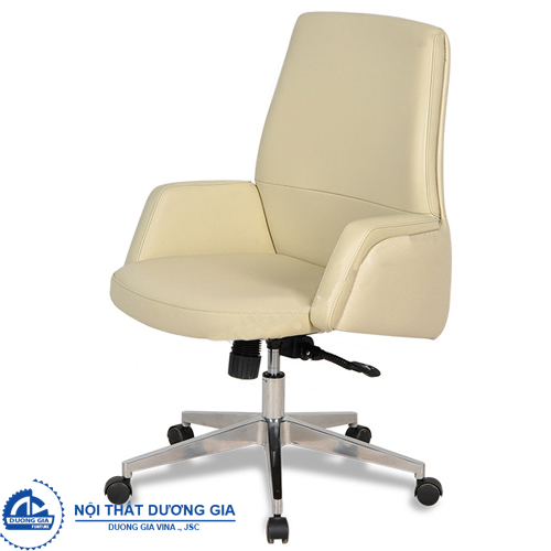 Ghế tựa bọc da hiện đại SG608